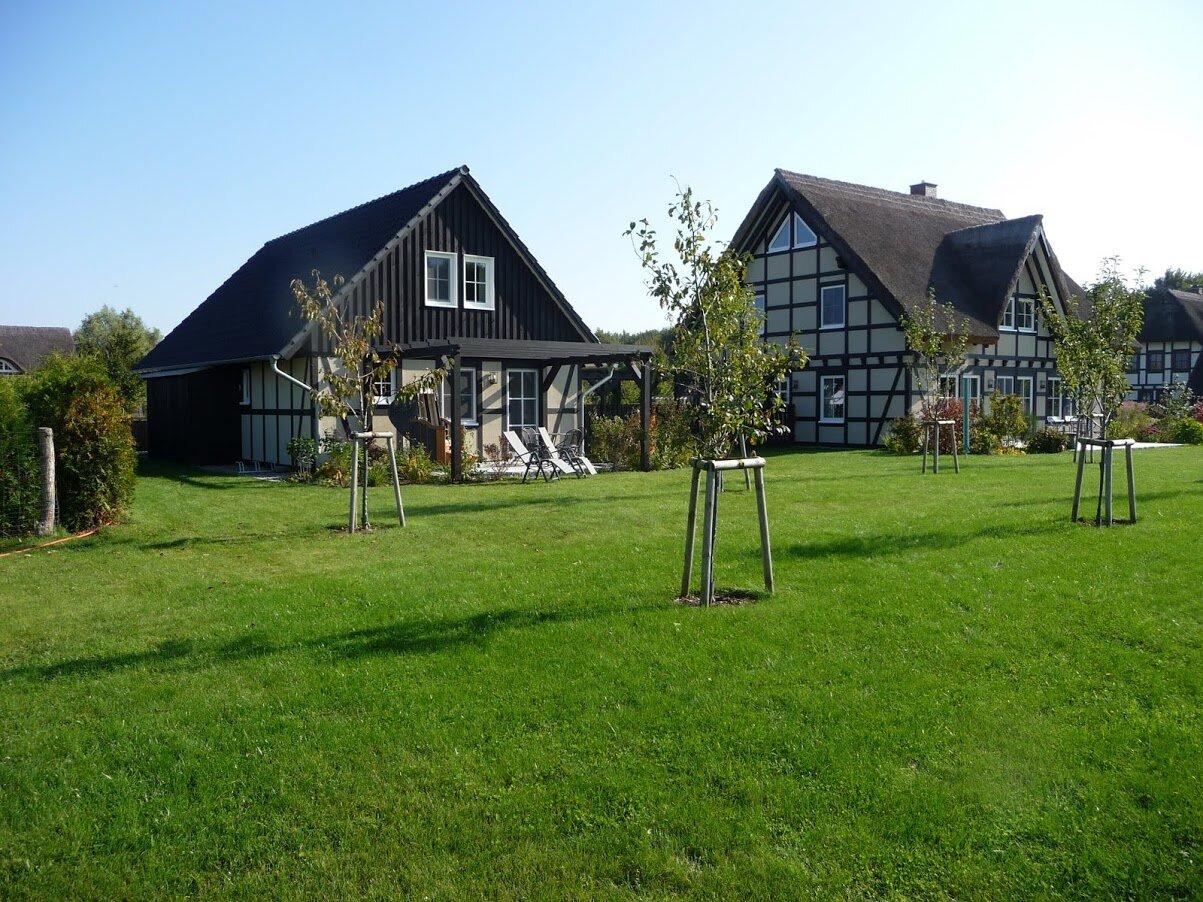 Runddorf, M�nkebude, Haff, Usedom