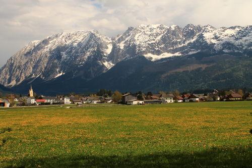 Bad Mitterndorf und Grimming