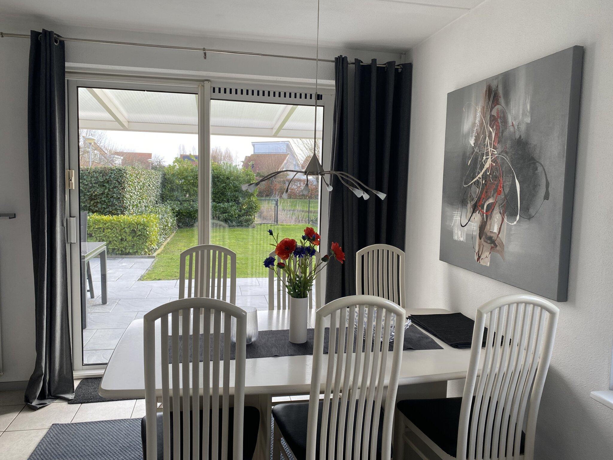 Küche, Essbereich, Wohnen