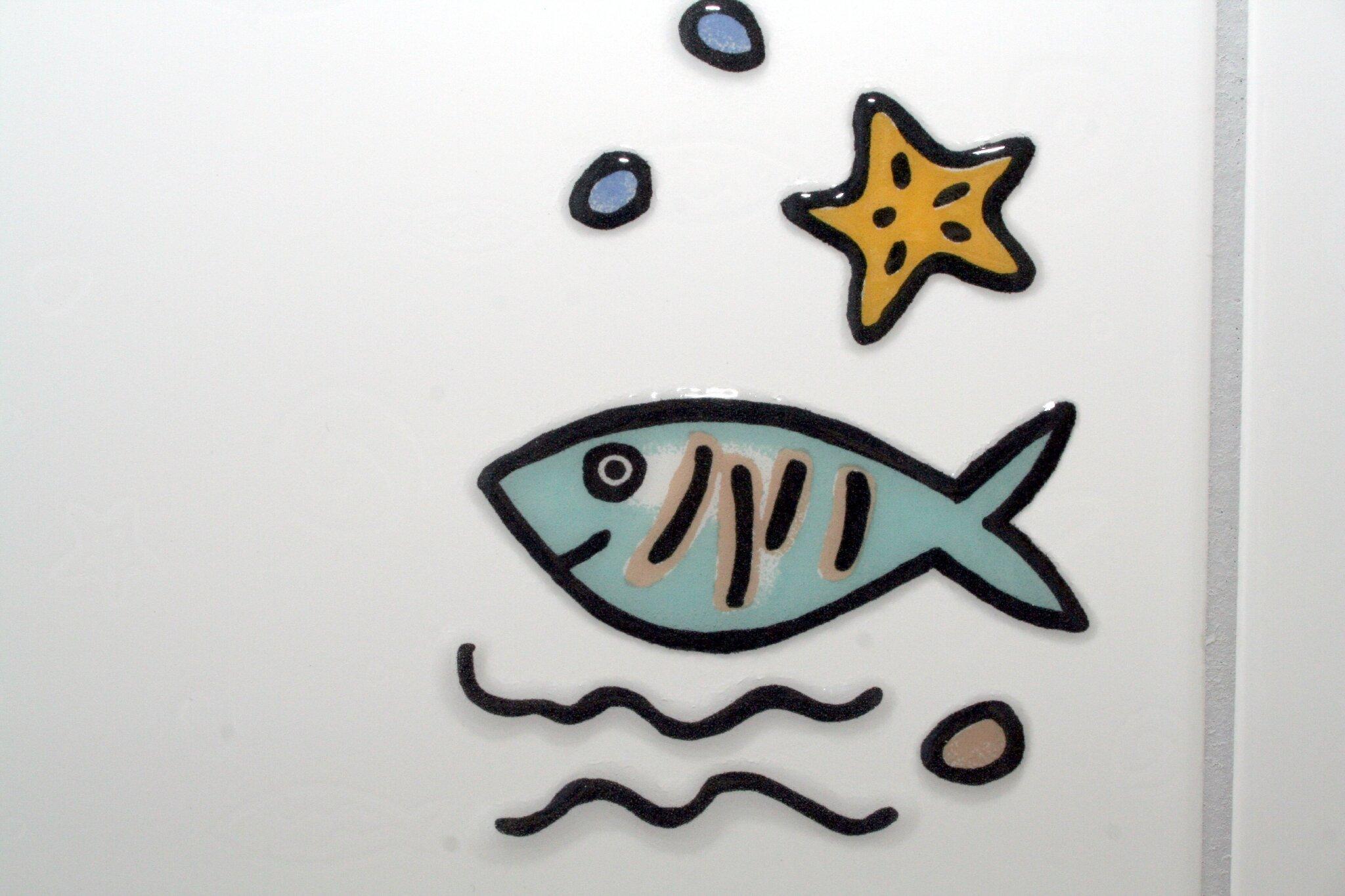 Sitzecke am Gartengrill