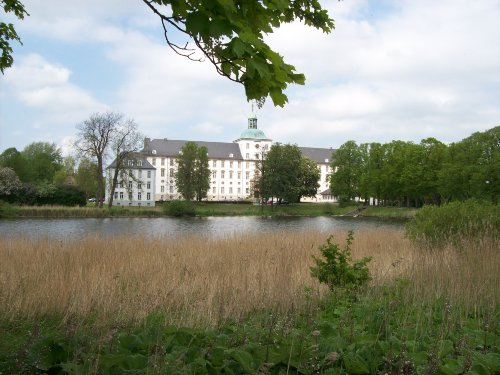 Schloss Gottorf am Burgsee