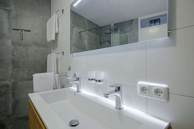 Privat Sauna in Villa