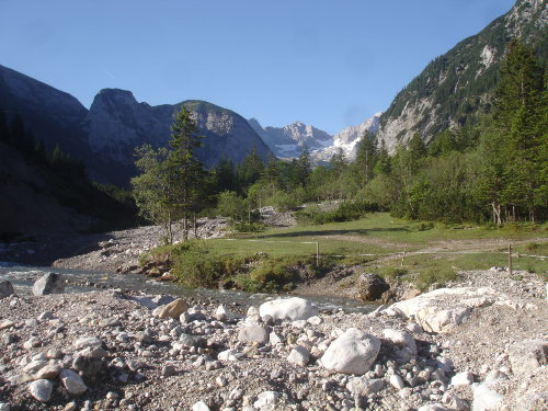In der Eng im Karwendel