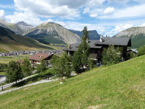 private Hanglage, Blick in die Schweiz
