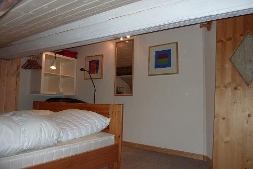Rustikale Dachkammern