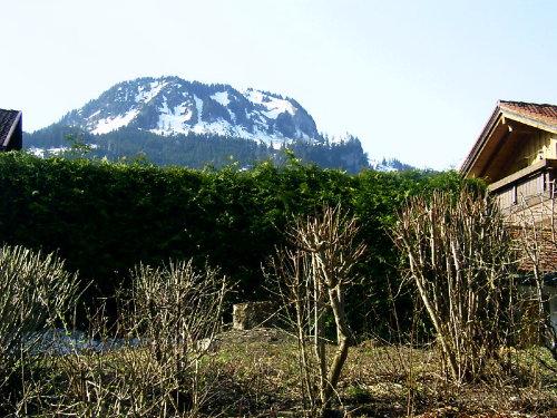 Blick auf den Imberg von der Terrasse