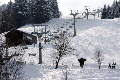Skilift in Wohnungsnähe