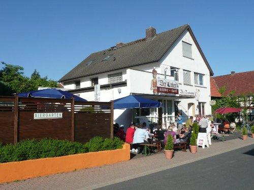 Ferienhaus ALTE BACKSTUBE mit Bistro