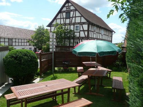Biergarten Ferienhaus- und Bistro-Gäste