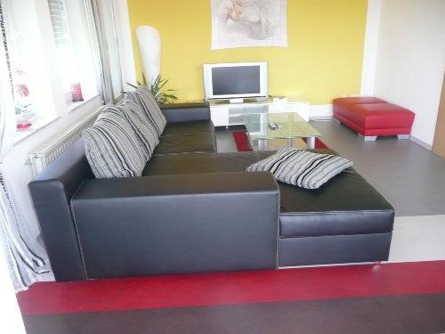 Wohnzimmer 'Exklusiv-Ausstattung'