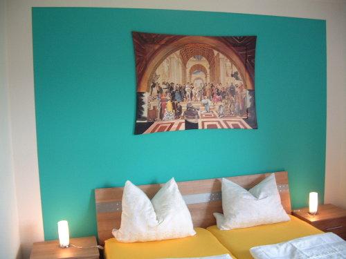 'Smaragd-Schlafzimmer'