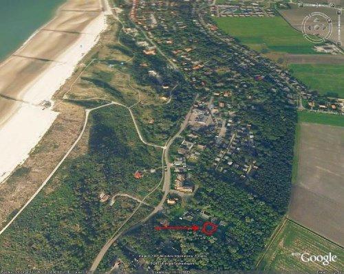 Umgebung von Ferienwohnung Duinweg 119-4