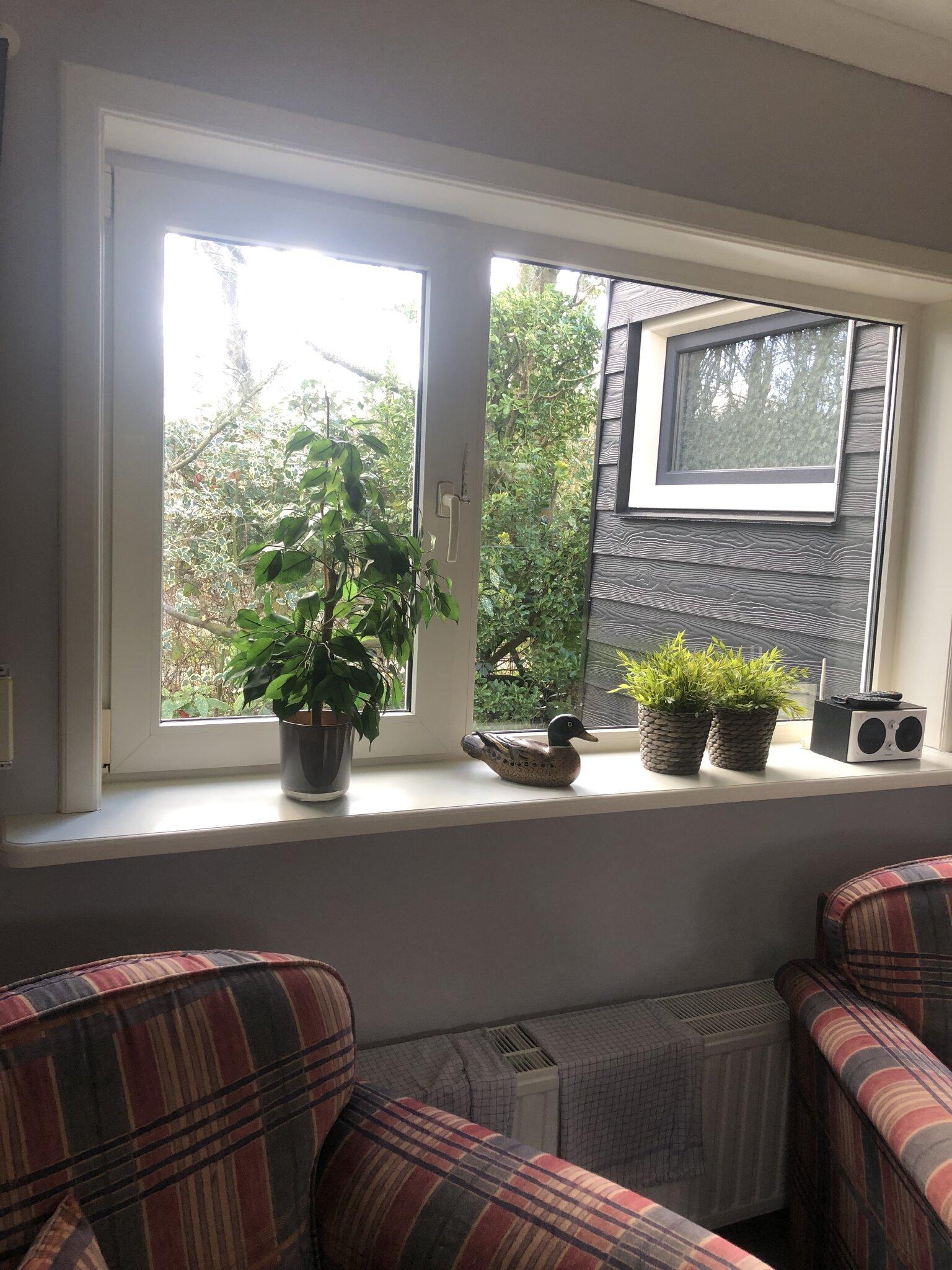Schlafzimmer mit Dobbelbett