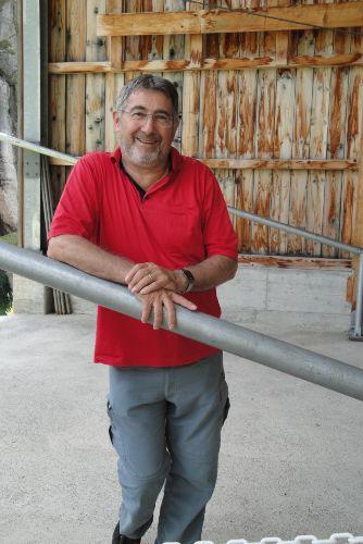 Vermieter Heinz Schiesser