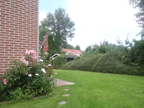 Die Terrasse ist komplett privat (1)