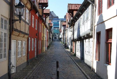 Historische Altstadt (mittendrin)