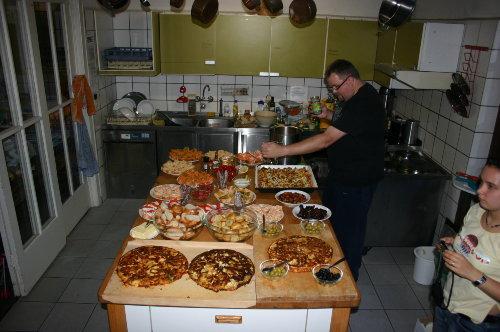 Selbstversorgerküche
