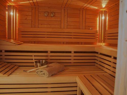 Sauna - Saunabereich