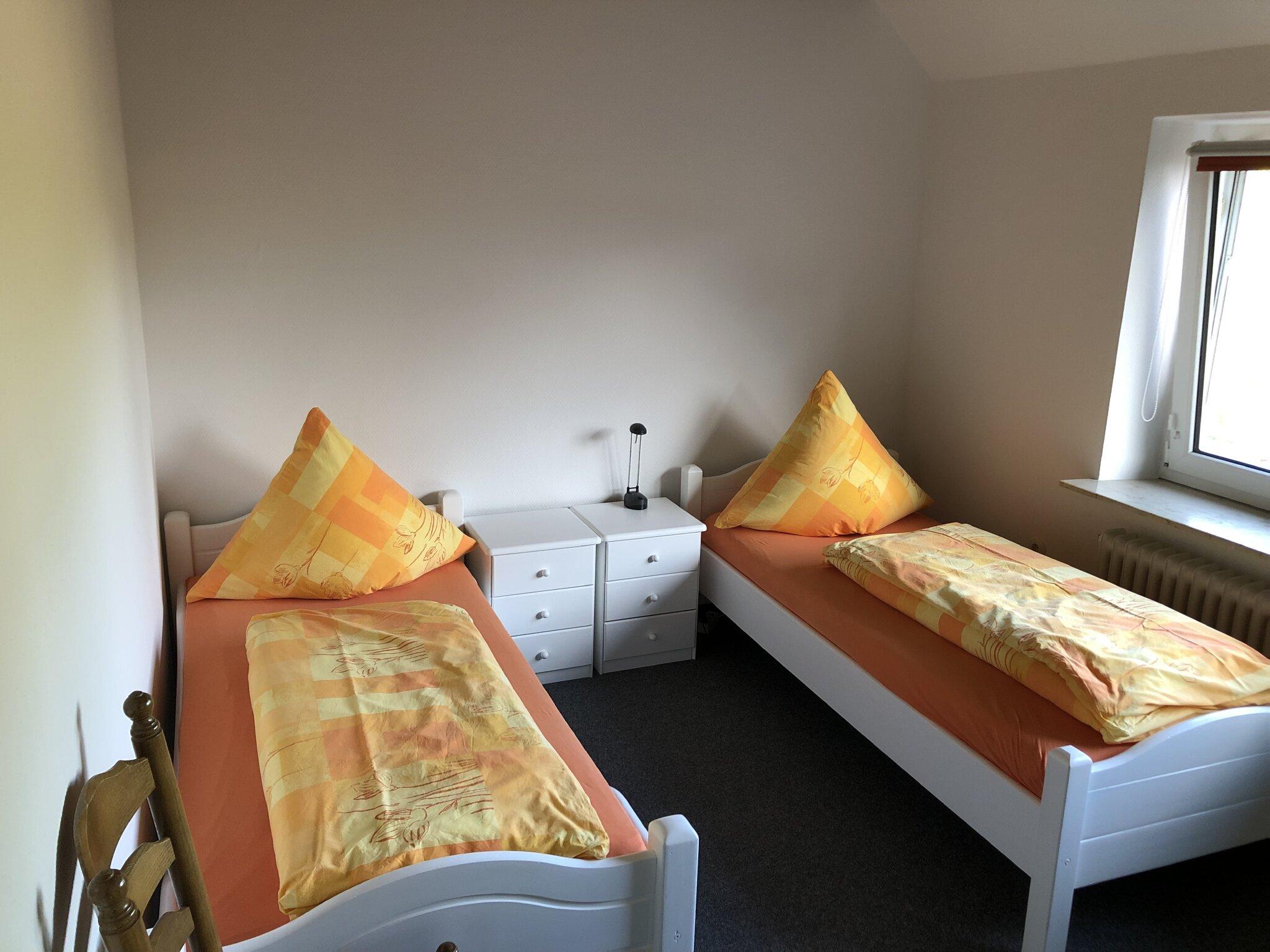 Schlafzimmer 2 , 1 Doppelbett