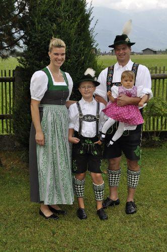 Familie Christian Hornsteiner