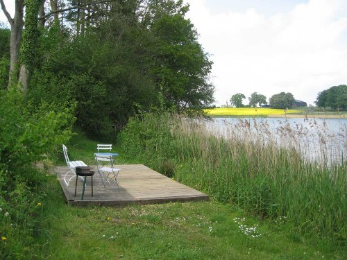 ..Idylle pur am See