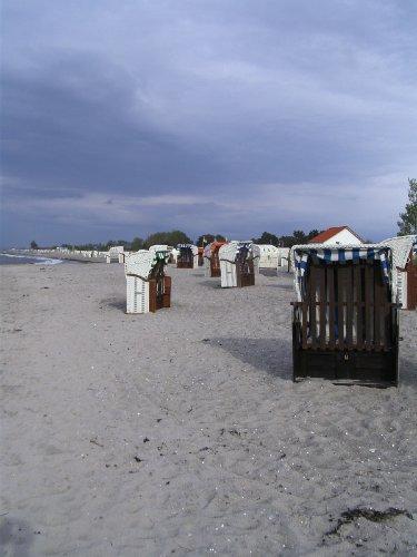 Strandburgen bauen, Strandwandern usw.