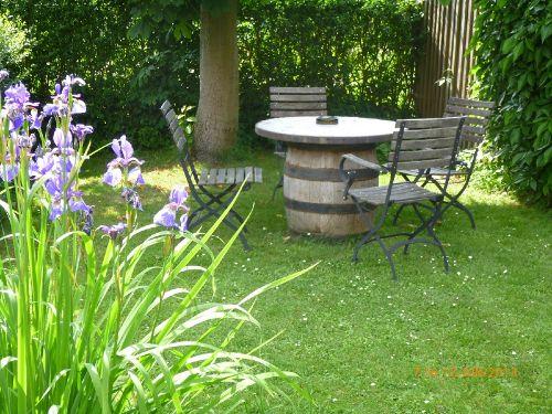 Unser Sommergarten