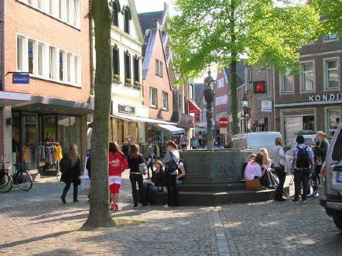 Marktplatz in Lüdinghausen