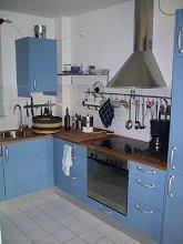 Moderne Küche (komplett ausgerüstet)