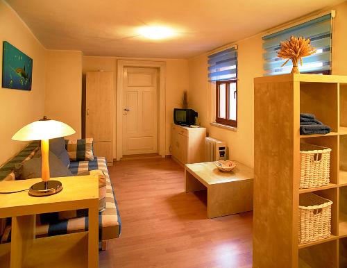 Unser Gästezimmer für den kurzen Besuch