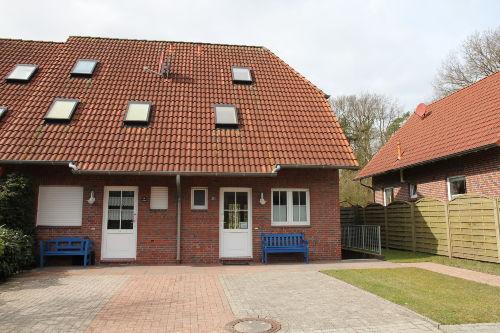 Der Eingangsbereich Haus Lachmöwe