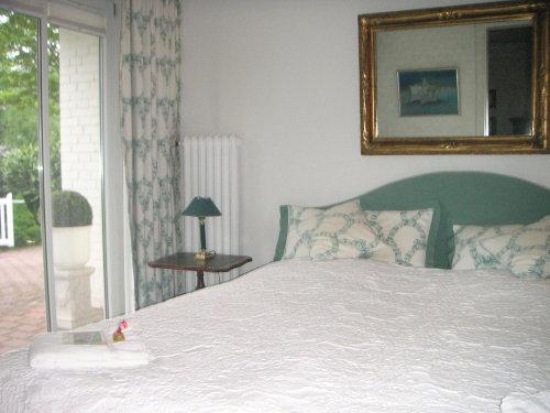 Schlafzimmer Terassenausgang