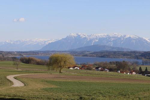 Untersberg im Frühjahr