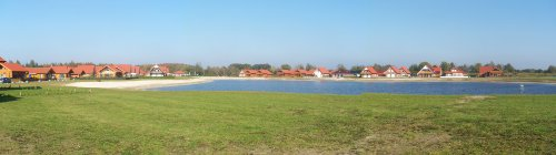 H�user am See
