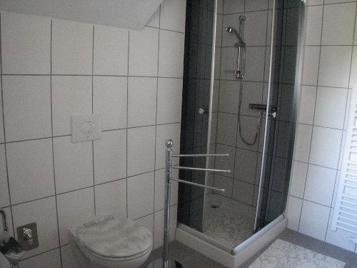 Bad - Dusche mit WC
