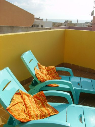Chill-out Dachterrasse