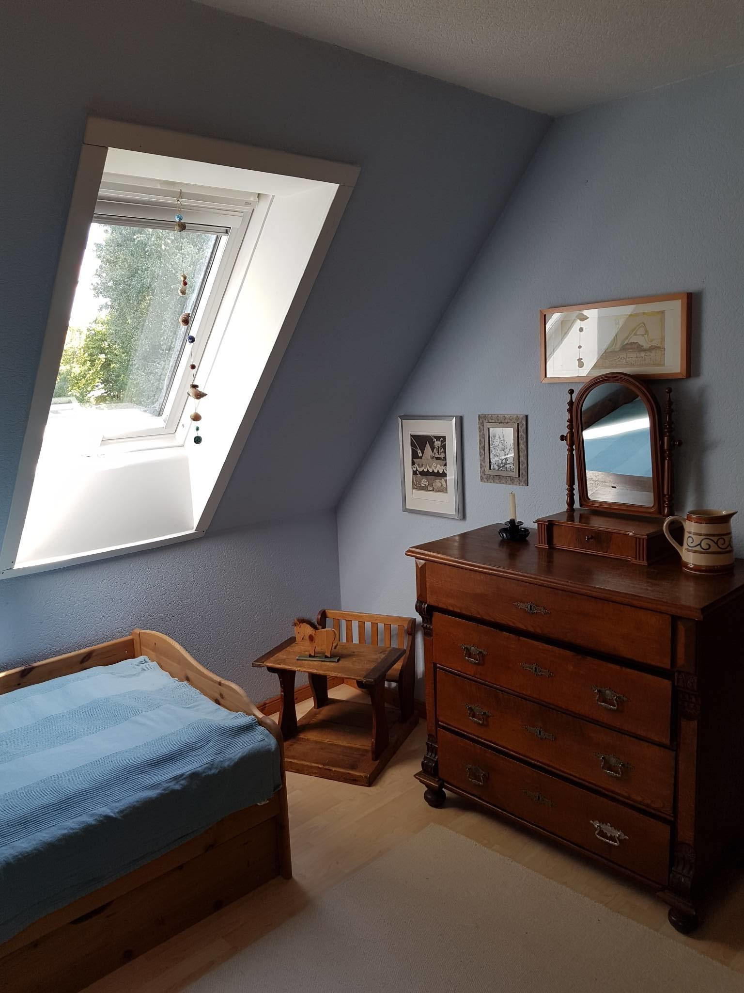 Sitzecke Schlafzimmer 1