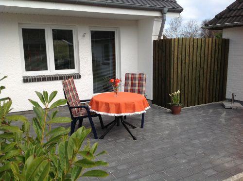 Terrasse zum S�den