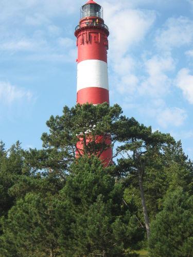 Unser Amrumer Leuchtturm