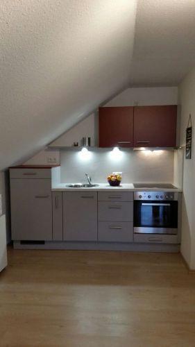Küche, DG