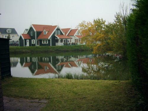 Drei-Bett-Zimmer obere Etage
