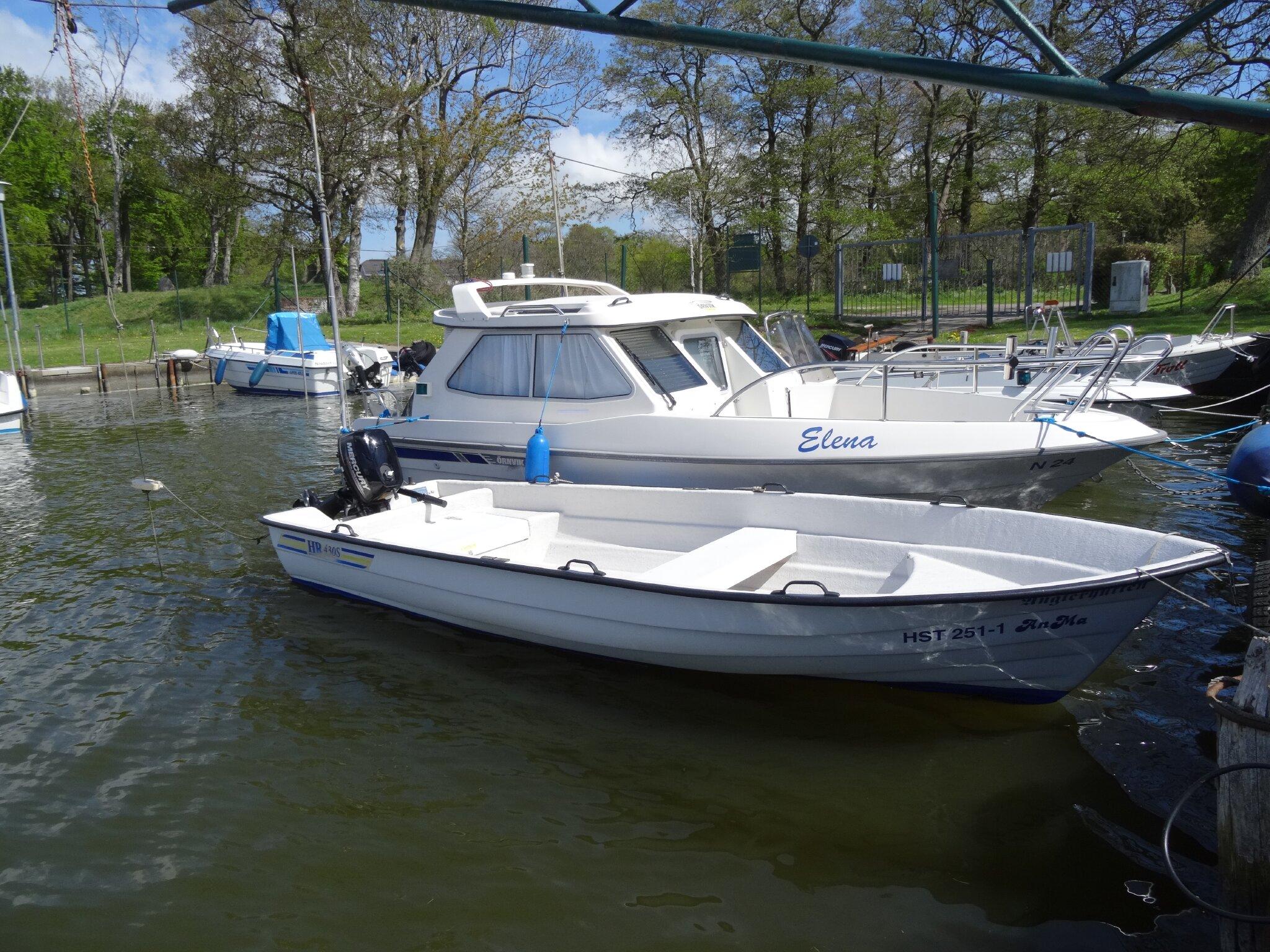Für kleine Bootstouren