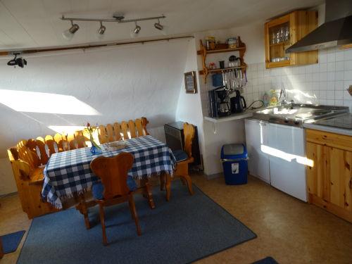 Küchenzeile Ferienhaus 2