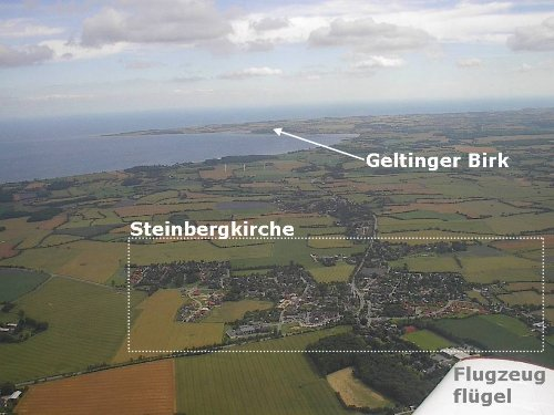Steinbergkirche - GeltingerBirk - Ostsee