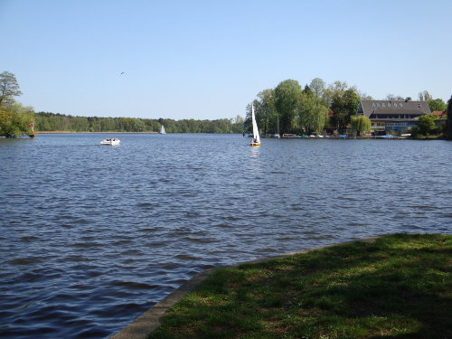 Umgebung - Langer See