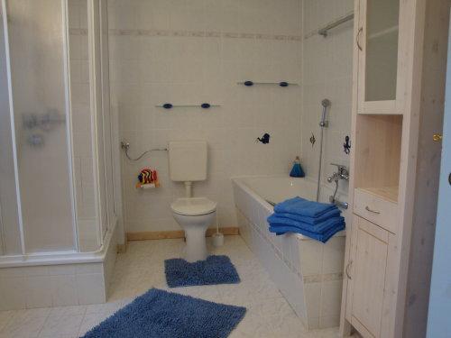 Badezimmerübersicht
