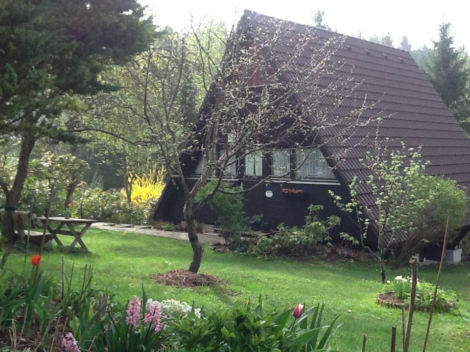 Oslo - Haus mit Garten (Nordansicht)
