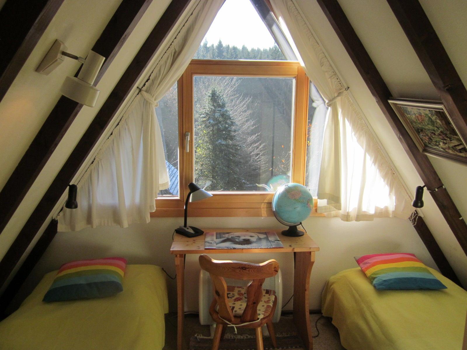 Oslo - Haus im Winter