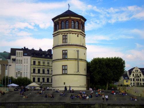 D�sseldorf - alter Schlossturm