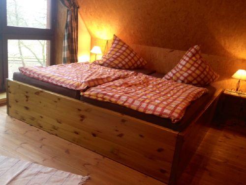 Schlafzimmer Waldschlösschen